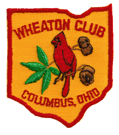 Wheaton Club Patch
